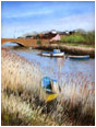 Spring at Snape Maltings, Suffolk